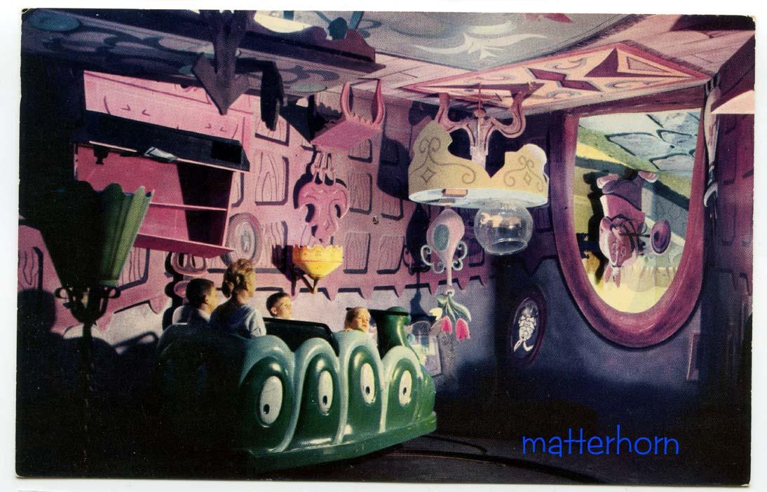 Original Alice in Wonderland Ride | WDWMAGIC - Unofficial ...
