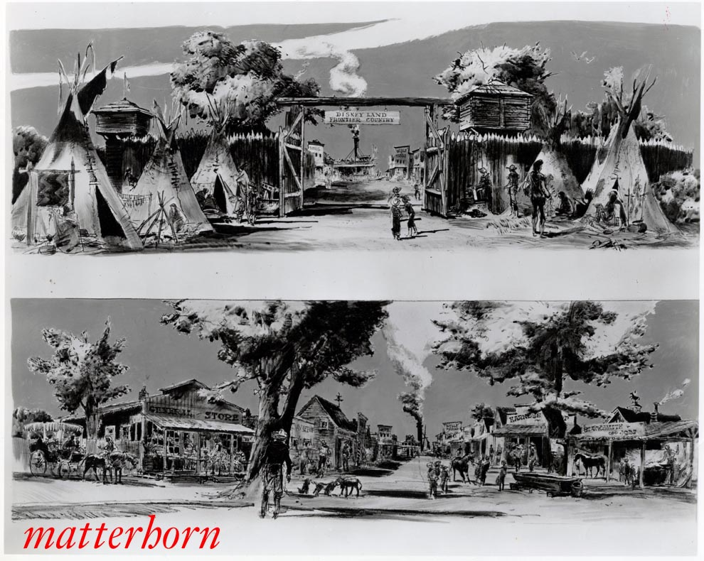 Old western town drawing wallpapersOld Western Town Drawing