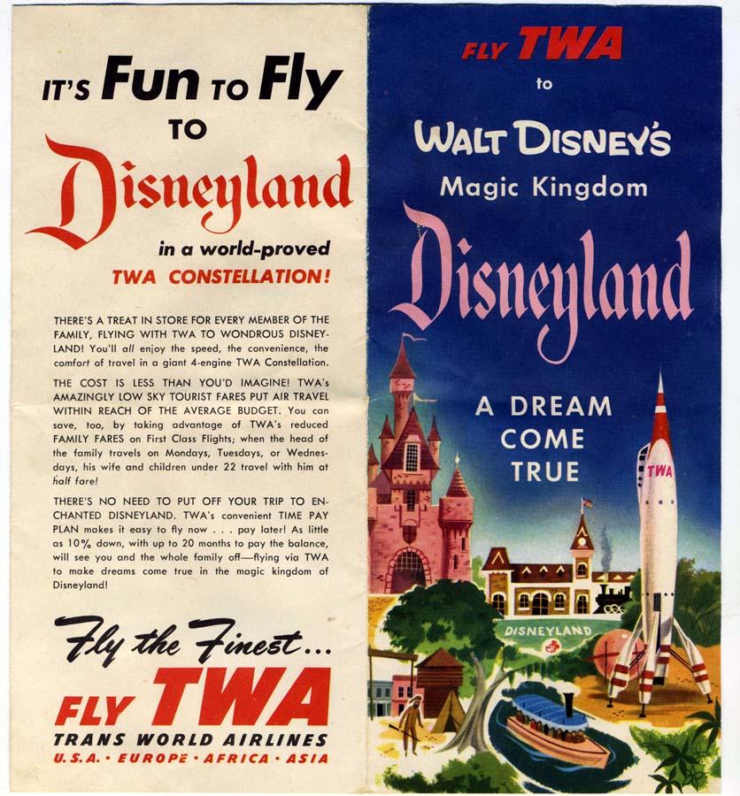 TWA Brochure