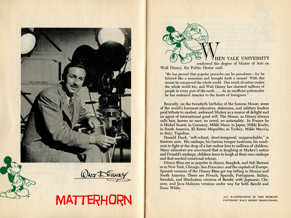 walt disney essays Walt disney world denotes to the other term for walt disney world resort with george kalogridis as the president of  let us find you essays on topic disney for free.