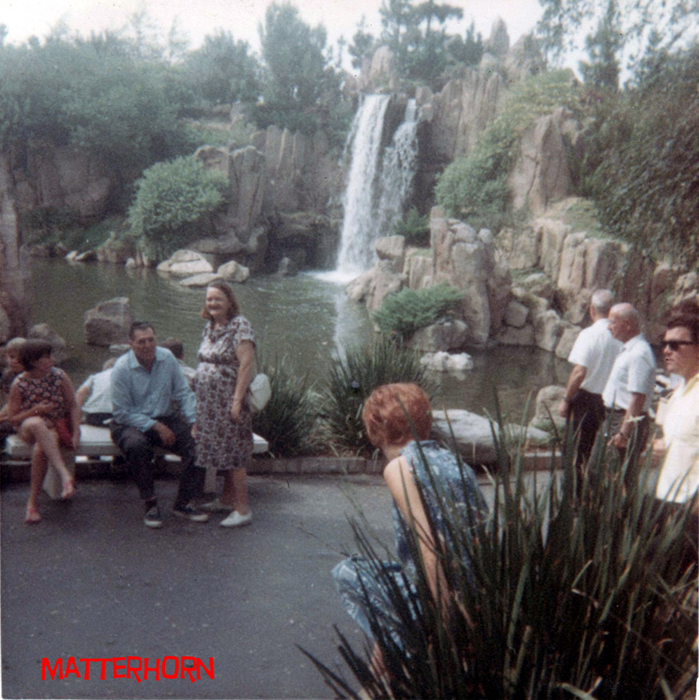 stuff from the park: Busch Gardens Van Nuys California 1968